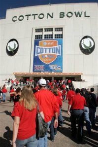 Cotton Bowl Football